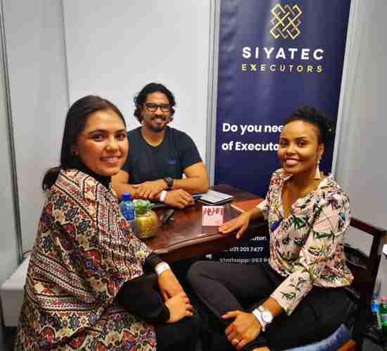 Siyatec at the CTICC2 - Ramadaan & Lifestyle Expo