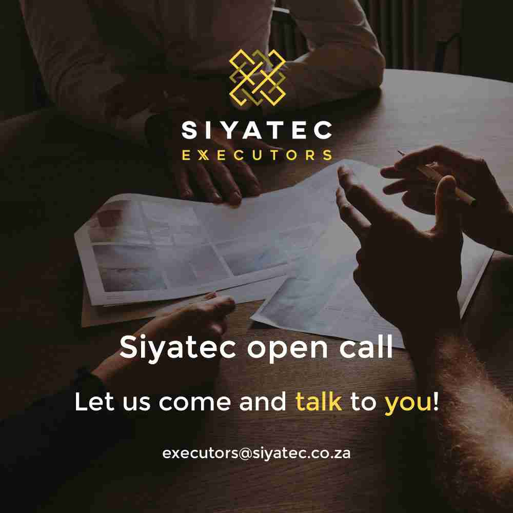 Siyatec open call – Let us come and talk to you!